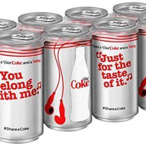 Diet Coke - 7.5oz Mini Can Case