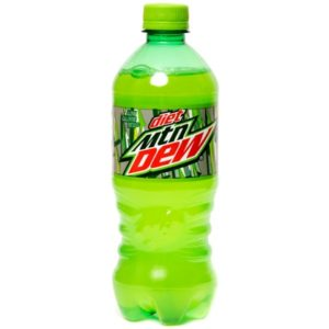 Mtn Dew - Diet 20oz Bottle Case