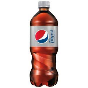 Diet Pepsi - 20oz Bottle Case