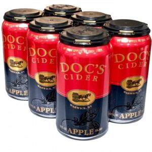 Doc's - Apple Cider 12oz Can Case