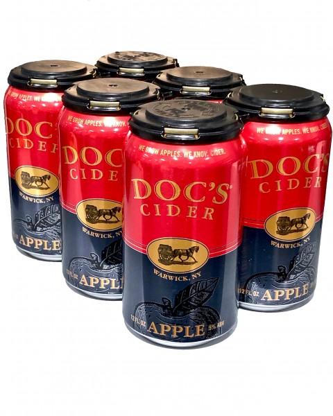 Doc's - Apple Cider 12oz Can Case