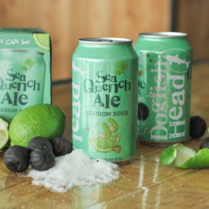 Dogfish - Seaquench Ale 12oz Can 24pk Case