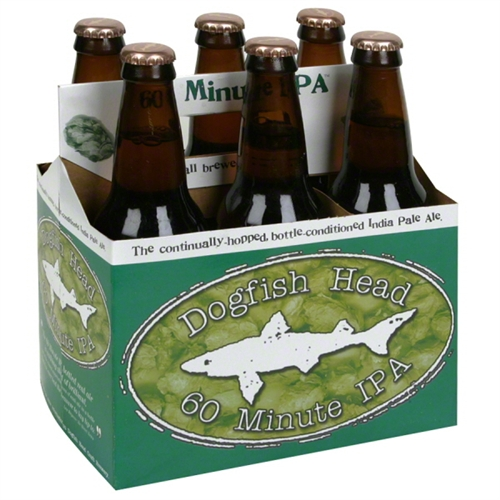 Dogfish - 60min IPA 12oz Bottle 24pk Case