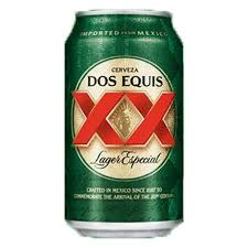 Dos Equis - Lager 12oz Can 24pk Case
