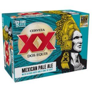 Dos Equis - Mexican Pale Ale 12oz Can 24pk Case