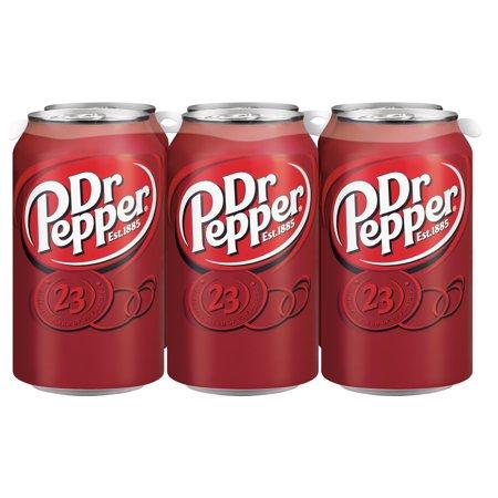 Dr. Pepper - 12oz Can Case