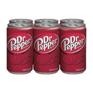Dr. Pepper - 7.5oz Mini Can Case