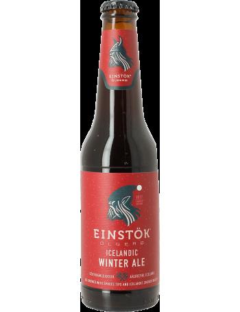 Einstok - Icelandic Winter Ale 330ml (11.2oz) Bottle 24pk Case