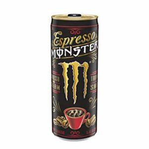 Monster - Triple Shot Espresso And Cream 8oz Can Case