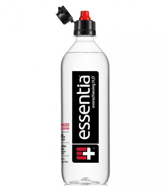 Essentia - 700ml Sport Cap Bottle Case - 24 Pack