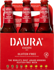 Estrella Daura - Gluten Free 330ml (11.2oz) Bottle 24pk Case