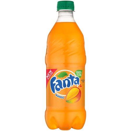 Fanta - Mango 20oz Bottle Case