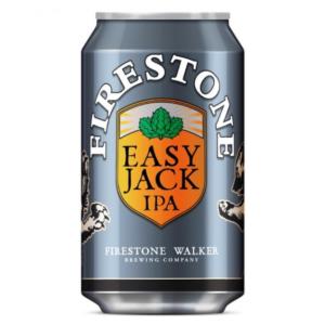 Firestone - Easy Jack IPA 12oz Can 24pk Case