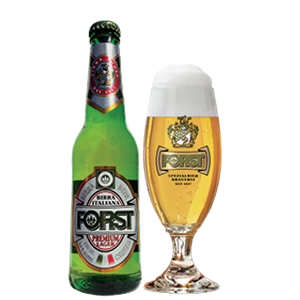 Forst - Premium Lager 330ml (11.2oz) Bottle 24pk Case