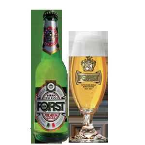 Forst - Premium Lager 330ml (11.2oz) Bottle 24pk Case