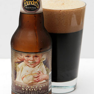 Founders - Breakfast Stout 12oz Bottle 24pk Case