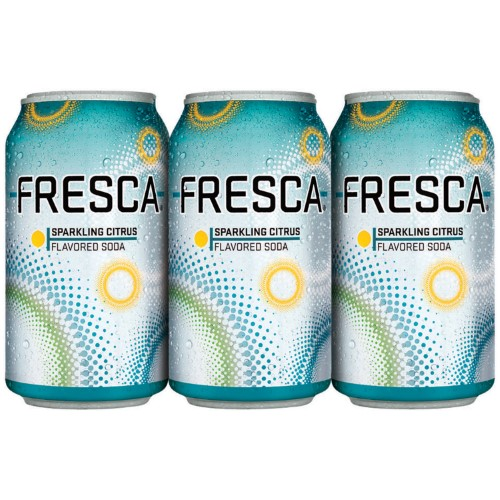 Fresca - Fresca 12 oz Can 24pk Case