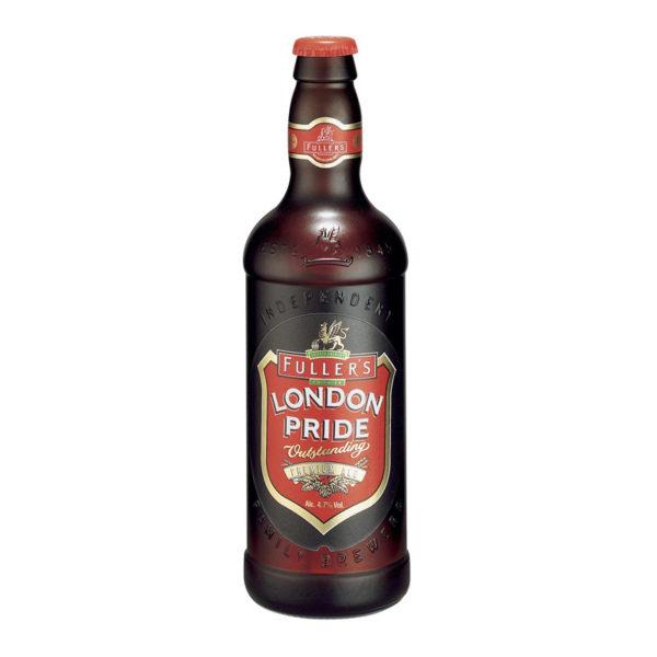 Fullers - London Pride Pale Ale 330ml (11.2oz) Bottle 24pk Case
