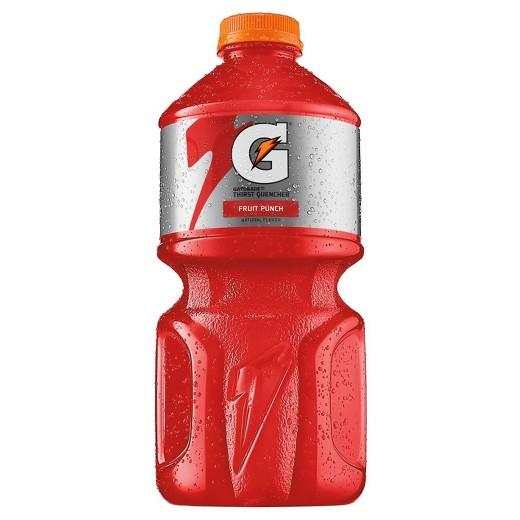 Gatorade - Fruit Punch 64oz Bottle Case