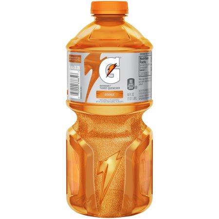 Gatorade - Orange 64oz Bottle Case