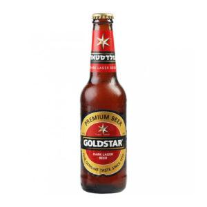 Goldstar - Dark Lager 330ml (11.2oz) Bottle 24pk Case