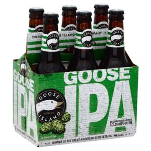 Goose Island - IPA 12oz Bottle 24pk Case