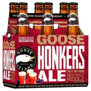 Goose Island - Honkers Ale 12oz Bottle 24pk Case