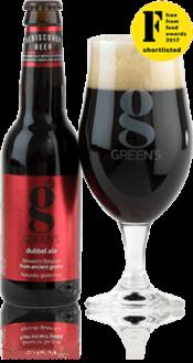 Green's - Gluten Free Dubbel Ale 500ml (16.9oz) Bottle 24pk Case