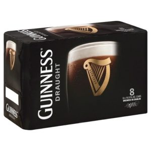 Guinness - Draught 14.9oz Can 24pk Case