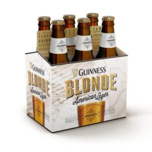 Guinness - Blonde Lager 330ml (11.2oz) Bottle 24pk Case