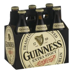 Guinness - Extra Stout (Original) 11.2oz Bottle 24pk Case