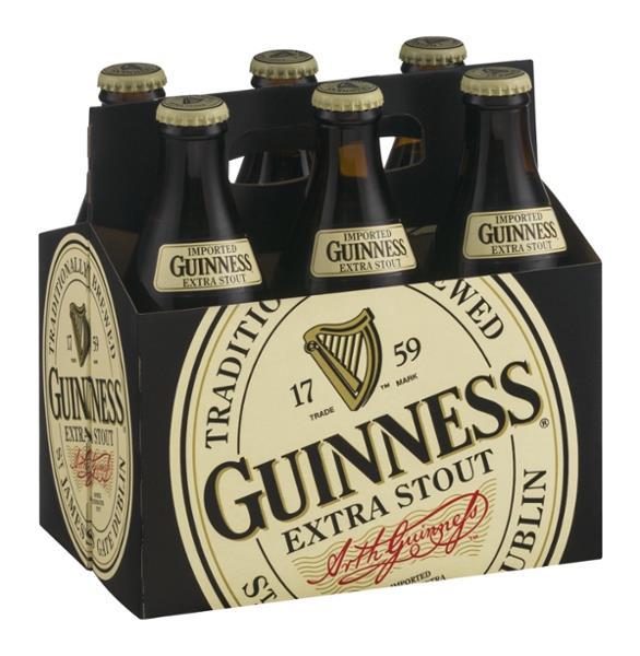 Guinness - Extra Stout (Original) 11.2oz Bottle 24pk Case