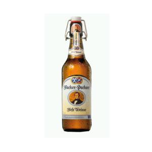 Hacker Pschorr - Hefe Weiss 500ml (16.9oz) Bottle 24pk Case