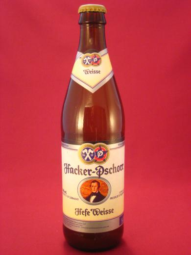 Hacker Pschorr - Hefe Weiss 12oz Bottle 24pk Case