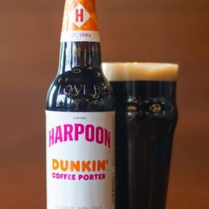 Harpoon - Dunkin' Coffee Porter 12oz Bottle 24pk Case