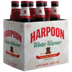 Harpoon - Winter Warmer 12oz Bottle 24pk Case