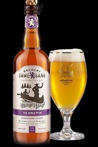 Ommegang - Hennepin 750ml (25.3oz) Bottle 24pk Case