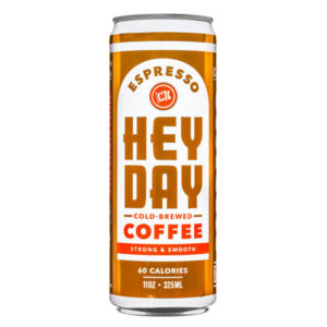 Heyday - Espresso Strong & Smooth 11oz Can Case