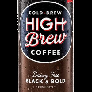High Brew - Black & Bold 8oz Can Case