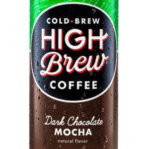 High Brew - Dark Chocolate Mocha 8oz Can Case
