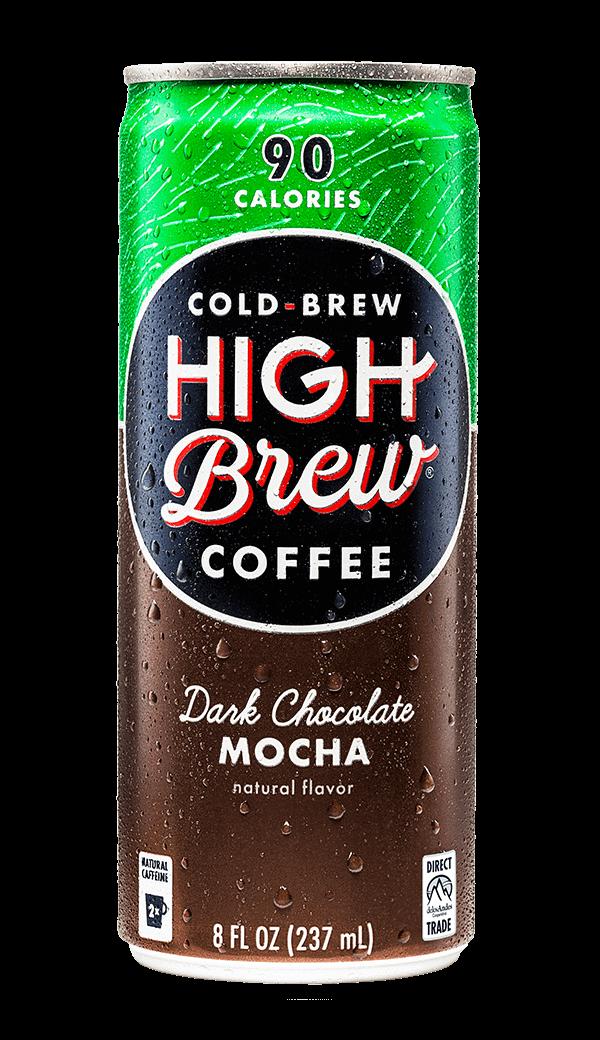 High Brew - Dark Chocolate Mocha 8oz Can Case