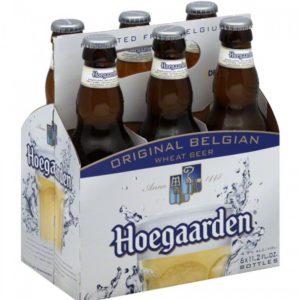 Hoegaarden - WitBier 330ml (11.2oz) Bottle 24pk Case