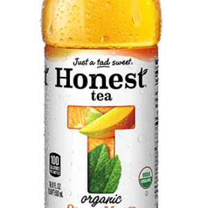 Honest - Orange Mango Tea 16.9oz Bottle Case