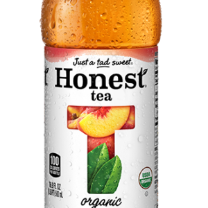 Honest - Peach Tea 16.9oz Bottle Case