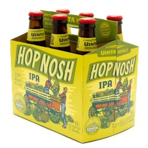 Uinta - Hop Nosh IPA 12oz Bottle 24pk Case