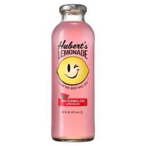 Hubert's - Watermelon Lemonade 16oz Bottle Case