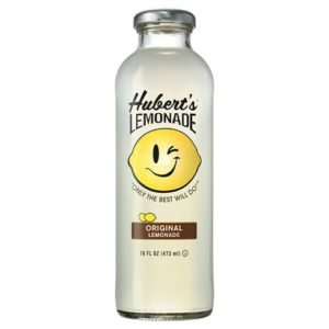 Hubert's - Original Lemonade 16oz Bottle Case