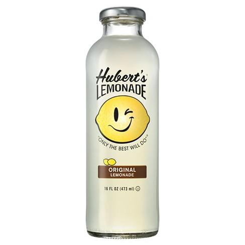 Hubert's - Original Lemonade 16oz Bottle Case