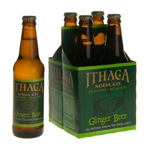 Ithaca - Ginger Beer 12oz Bottle 24pk Case