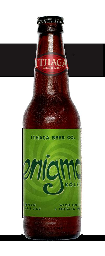 Ithaca - Enigmo Kolsch 12oz Bottle 24pk Case